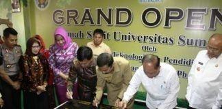 Grand Opening RS USU