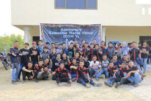 Anniversary Tahun 1 Kom-V Medan