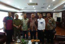 Istimewa/Pertemuan ICMI Muda dan Ketua MPR RI