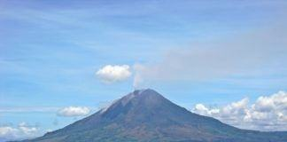 Net/Gunung Sinabung