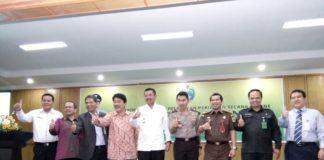 Gubernur Sumut, HT Erry Nuradi M. Si meresmika Simple Paten