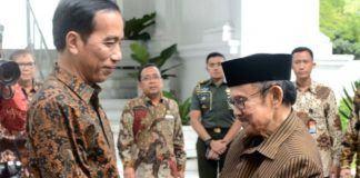 Net/Jokowi dan Habibie bertemu