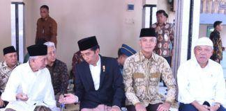 Net/Presiden Jokowi Hadiri Peringatan Maulid Muhammad SAW di Jateng
