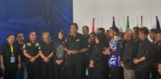 Net/Agus gelar konferensi pers akui kekalahannya dalam Pilkada DKI Jakarta 2017