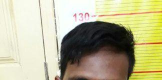Warga Aceh di tangkap Polres langkat