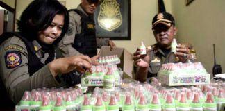 Temuan permen mengandung narkoba