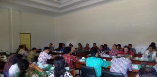 SKPD Tapanuli Tengah gelar rapat kesiapan kunjungan Presiden RI