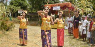 Acara 'Potret Sosial' di Kampung Bali Langkat Sukses Terlaksana