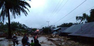Banjir bandang Aceh tenggara, Warga histeris Saat Hujan Turun lagi