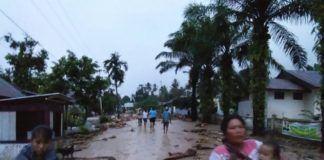 Banjir Bandang Aceh Tenggara, Akses Jalan Medan-Kutacane Lumpuh