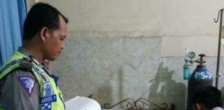 Bus Sumatera Trans Terbalik di Siantar-Perdangan, 7 Orang Luka-luka