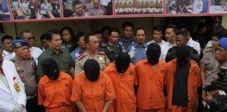 5 Pelaku Pembakar Rumah di Medan Tuntungan, Terancam Hukuman Mati