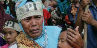 Terkait Penggusuran Lahan, Warga Mekar Jaya Adukan Nasib ke BPN Sumut