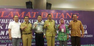 Pelatihan Pratugas Pendamping Lokal Desa (PLD), Dinas PMD