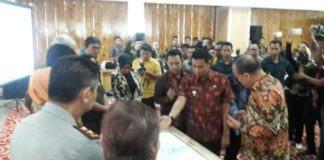 Gubsu dan KPK Rakor Pencegahan Korupsi Bersama Kepala Daerah