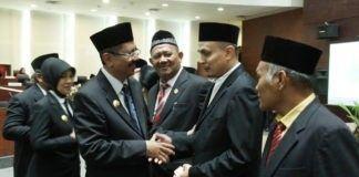 Hari Jadi Provsu Ke-69, Tengku Erry Bilang Ini di Paripurna Istimewa