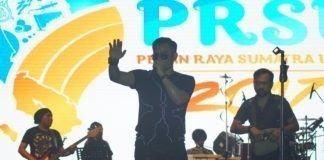 Judika Guncang Medan, Konser di PRSU