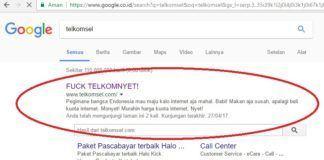 Mudanews Com Portal Laman Telkomsel Diretas Sumatera Utara