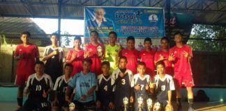 MAN 1 Tanjung Pura dan MTsN Besitang Kampiun Futsal Kemenag Cup Jilid III