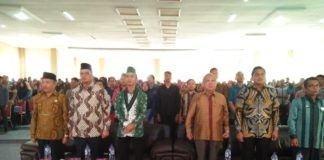 MPR RI Dan HMI Cabang Medan Sosialisasi Empat Pilar