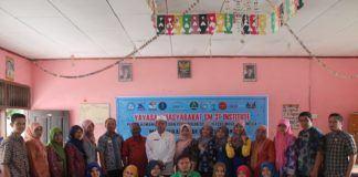 Masyarakat SM-3T Basecare Sumbar Mengedukasi Anak Nagari Kabupaten Pasaman