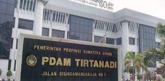 Korupsi, PDAM Tirtanadi, IPA PDAM