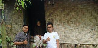 PMP Labura Bakti Sosial Bedah Rumah Tahap ke II di Desa Tanjung Pasir