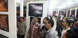 Pameran PFI Medan, Tengku Erry Karya Jurnalis Foto Harus Diberi Jempol Paten
