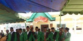 IKBI (Ikatan Keluarga Batak Islam) dilantik