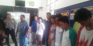 Polres Simalungun Grebek Kampung Karo Basis Narkoba di Siantar