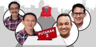 Pilkada Putaran II, Presiden Jokowi Putuskan 19 April Sebagai Hari Libur di DKI Jakarta