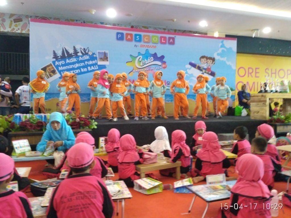 Standardpen Kenalkan Budaya Indonesia Lewat Acara Lomba