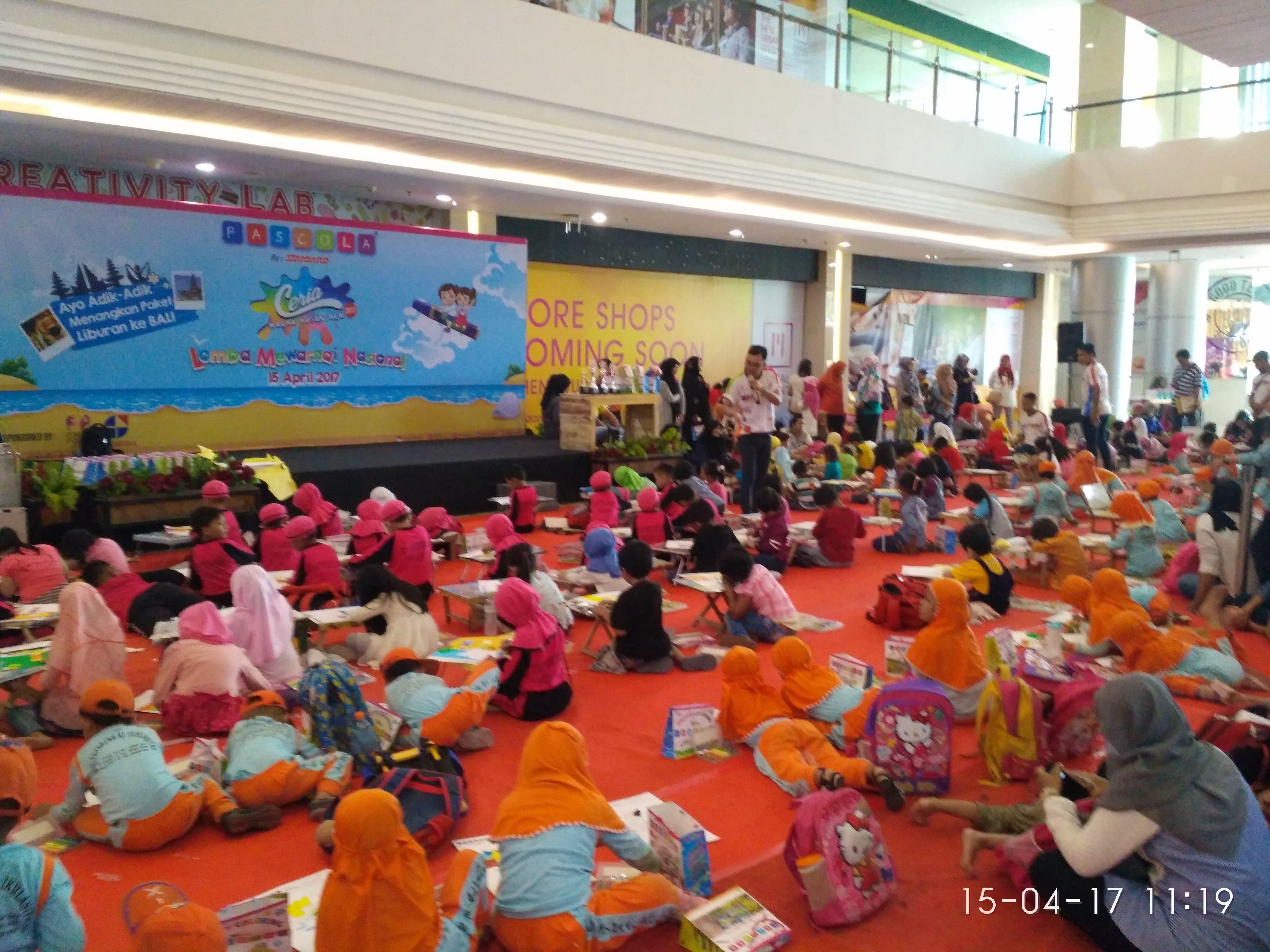 Standardpen Kenalkan Budaya Indonesia Lewat Acara Lomba Mewarnai 3