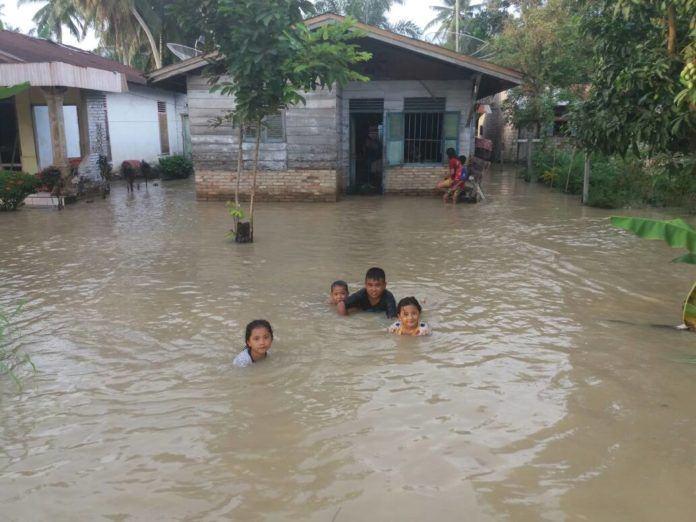 Banjir Batubara