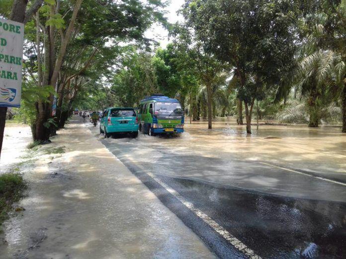 Banjir Sei Balai Prekonomian Masyarakat