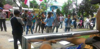 Demo Mahasiswa Labuhanbatu