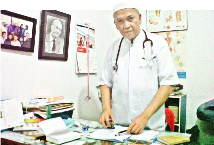 Dr Aznan Lelo Medan