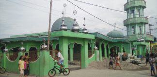 Gawat Kontak Infaq Masjid