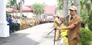 Jelang Pelantikan Pejabat Siantar
