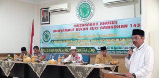 elang Ramadhan Muzakarah MUI Sumut