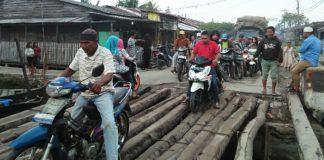 Jembatan Penghubung Tanjung Tiram