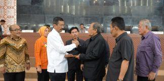 LKPJ Gubernur Sumut