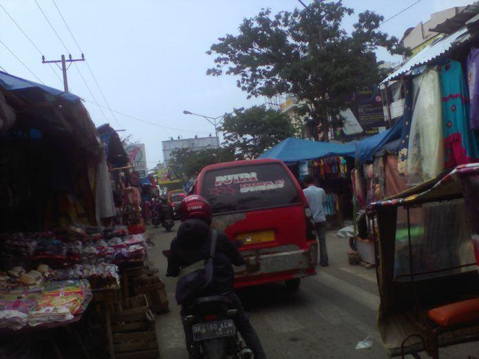 Macet Medan