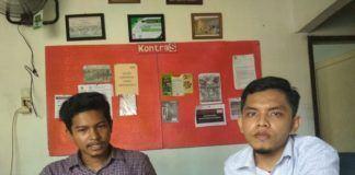 Penangkapan Mahasiswa Medan
