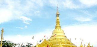 Wisata Pagoda Megah