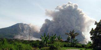 Banjir Lahar Sinabung