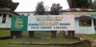 IKAPDAM Kota Pinang Labusel