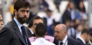 Foto: Presiden Juventus Andrea Agnelli sudah menyiapkan bonus menggiurkan jika timnya mampu menang Liga Champions. (AFP PHOTO / GIUSEPPE CACACE)
