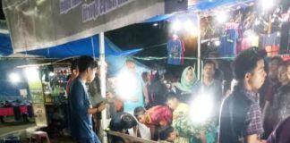 Bazar Ramadan Siantar