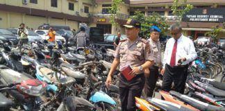Curanmor Medan Polrestabes Medan
